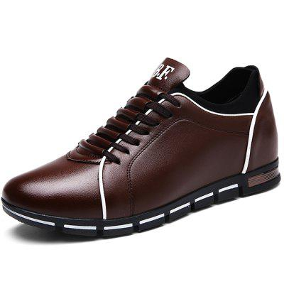 Men Fashion Soft Anti-slip Casual Dress Shoes