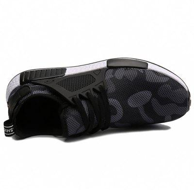 Mesh Fabric Breathable Leisure Sneakers for Men