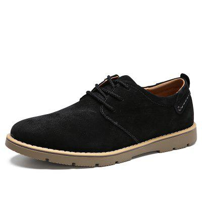 Cuir mode casual homme chaussures