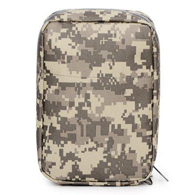 Outdoor Oxford Cloth Multifunction Backpack