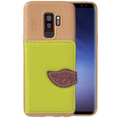Multifunctional Phone Back Case with Stand Card Slot for Samsung Galaxy S9 Plus