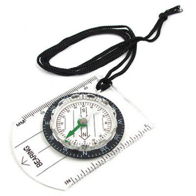 Outdoor Multifunctional Compass for Hiking