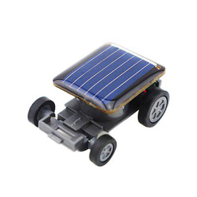Children Educational Creative Solar Car Toy