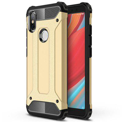 ASLING TPU + PC Bumper Back Case do Xiaomi Redmi S2