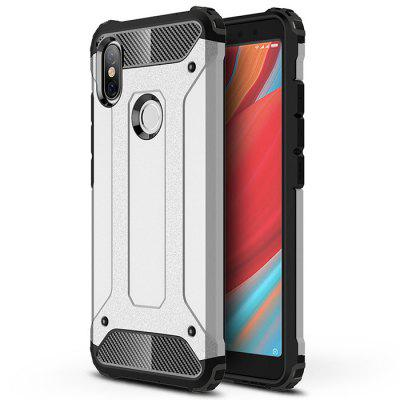 ASLING TPU + PC Bumper Back Case for Xiaomi Redmi S2