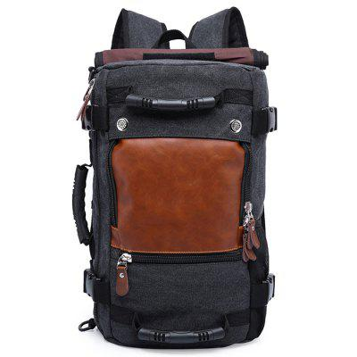 Xiaomi Trendy Solid Color Lightweight Water-resistant Backpack ... 6f6f5edba670a
