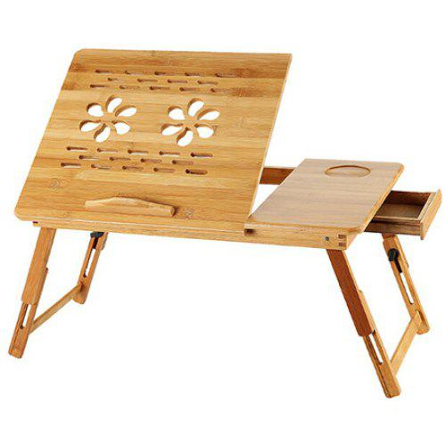 Foldable Laptop Table for Bed