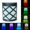 Seven Color Solar Light Wall-mounted Decoration Lamp - BLACK