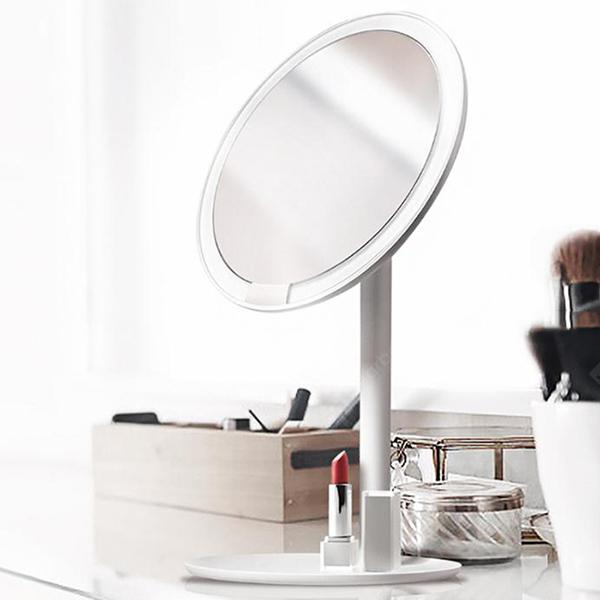 Rechargeable LED HD Makeup Daylight Mirror from Xiaomi Youpin - WHITE