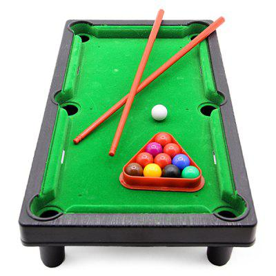 Mini Billiard Ball Snooker Pool Set