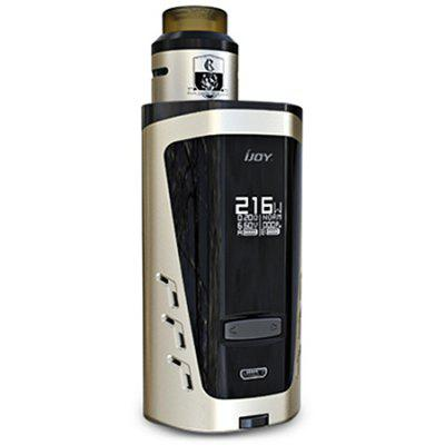 IJOY CAPO 216 SRDA 20700 Squonker Kit for E Cigarette