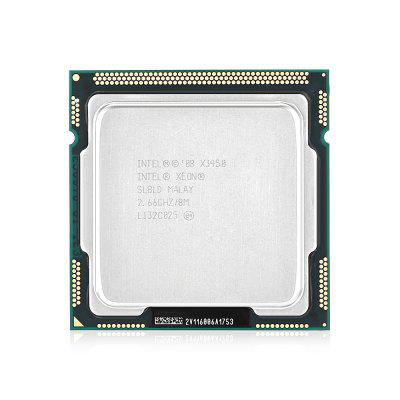 Intel Xeon X3450 Central Processing Unit CPU
