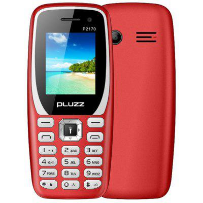 PLUZZ P2170 2G Quad Band Phone