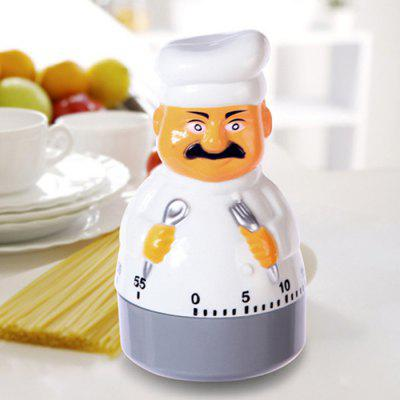 Kitchen Male Cook Design Mechanical Timer