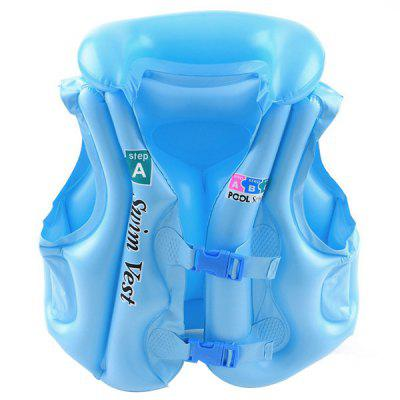 PVC Inflatable Swimwear Buoyancy Vest for Kids yard nylon and pvc inflatable bouncer trampoline jumping castle party home used bounce house bouncy castle with slides for kids