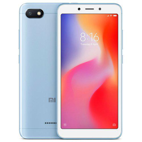 Xiaomi Redmi 6A 4G Smartphone Global Version Lite Blue