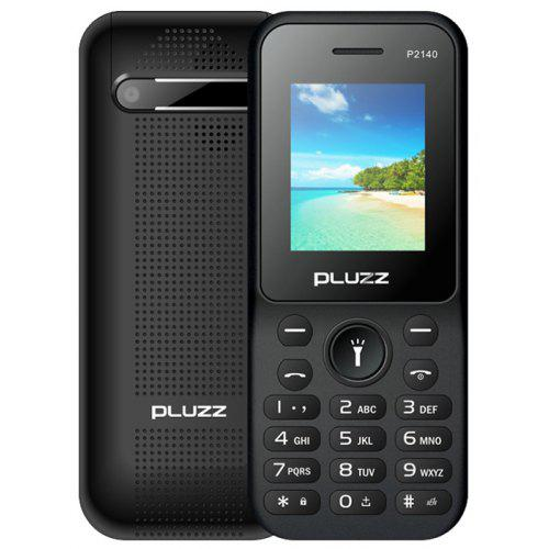 PLUZZ P2140 2G Quad Band Phone