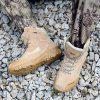 Men Stylish Wear-resistant Boots - TAN