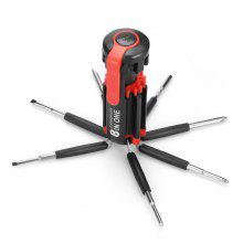 8 in 1 Multifunctional LED Screwdriver Set