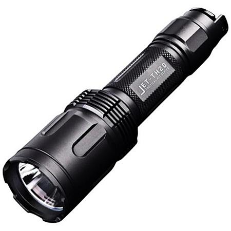 JETBeam TH20 CREE XHP70.2 LED lommelygte - SORT