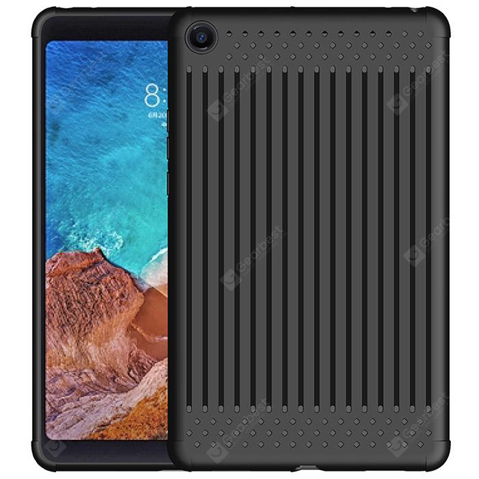 Shockproof Anti-fingerprint TPU Protective Back Cover Case for Xiaomi Mi Pad 4