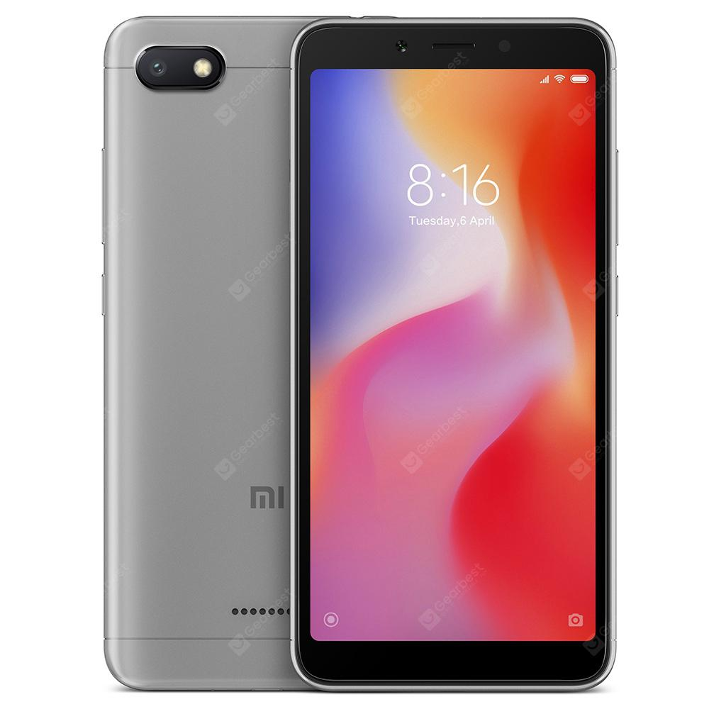 Xiaomi Redmi 6A 4G Versão Global do Smartphone