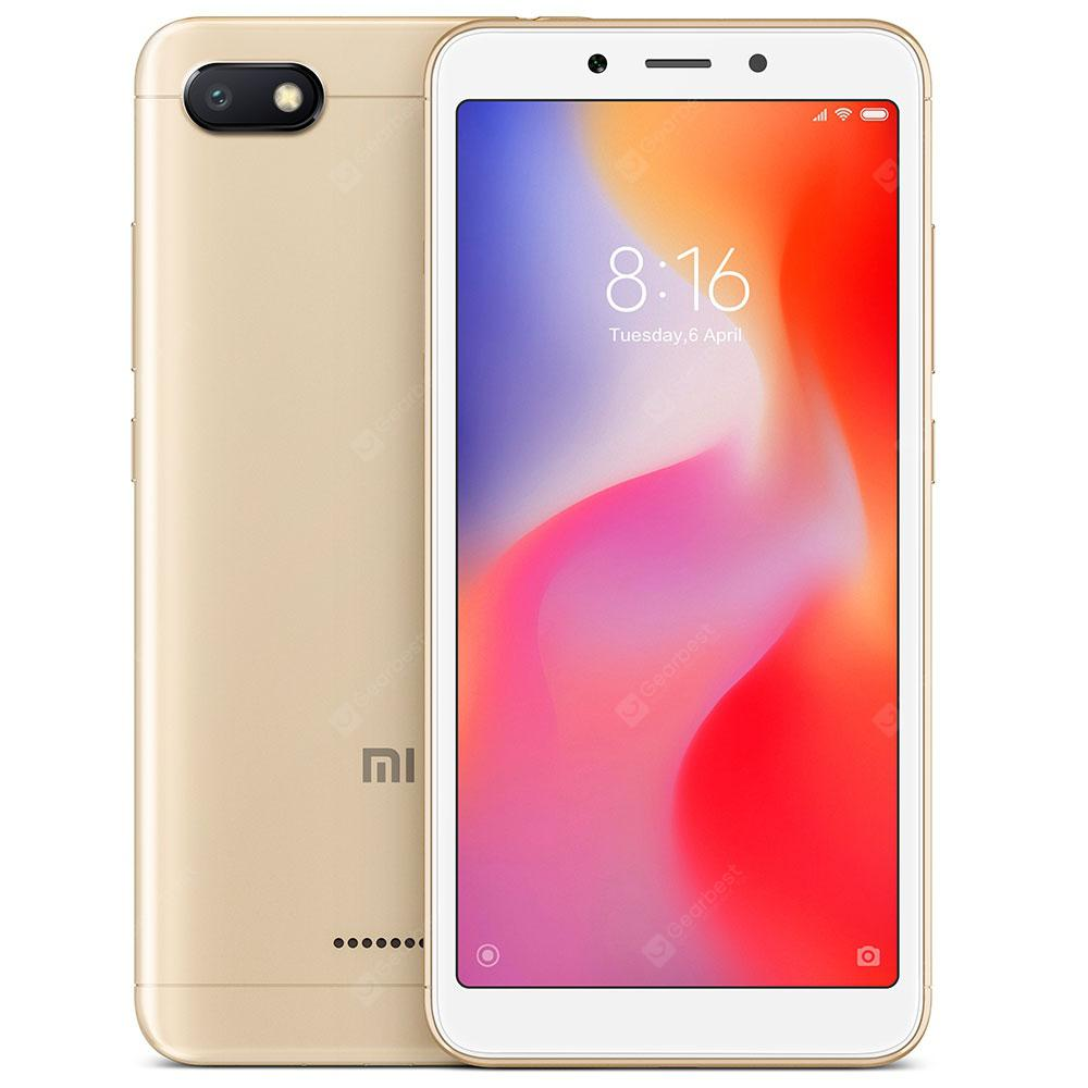 Xiaomi Redmi 6A Global 2GB di RAM 16GB di ROM - Nero