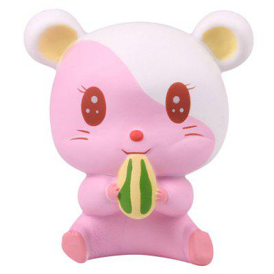 Squishy Slow Rebound Toy Pouco Hamster