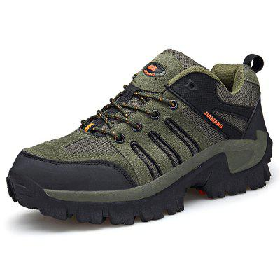Men Fashion Breathable Anti-slip Shock-absorbing Sports Shoes