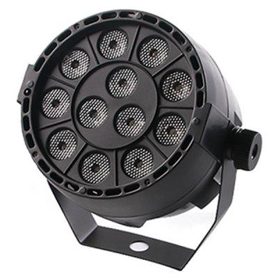 HP005 / 4B 12W RGB 3-in-1 LED Stage Light 10w 3 series 3 in parallel integrated 9 led rgb light source module silver