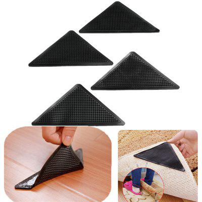 Reusable Floor Carpet Mat Rug Gripper 4pcs