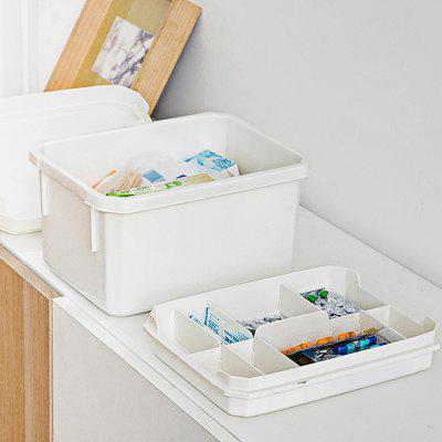 ABS Portable Medicine Storage Box