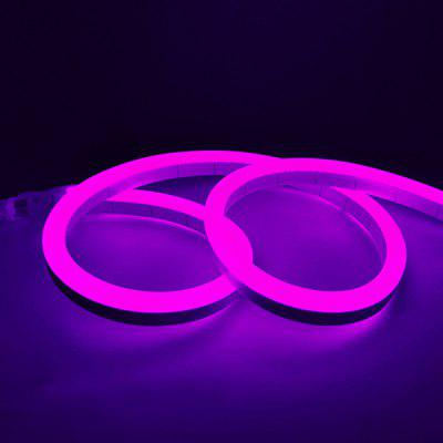 1m Waterproof Flexible LED Neon Strip Light DC12V 12W free shipping hot selling 1m pcs aluminum led channel aluminum channel led for aluminium profile led strip