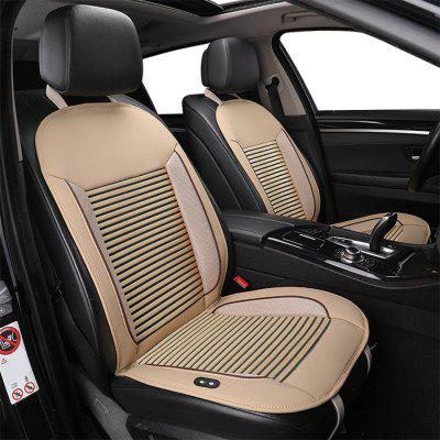 Cooling + Massage Car Cushion for Summer coccyx orthopedic hip massage buttock soft massage cushion memory foam seat cushion for chair car office home bottom seats home
