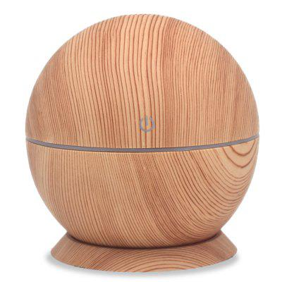 Wood Texture Ultrasonic Air Humidifier Aroma Diffuser