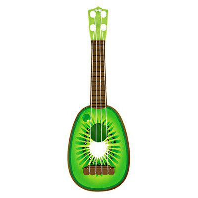 Kids Educational Mini Fruit Guitar Ukulele Instrument