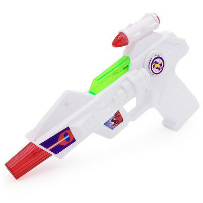 Octave Space Gun Toy with Light Music Model
