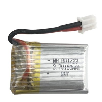 Original 3.7V 150mAh 20C Lithium-ion Battery