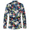 Men Stylish Casual Print Shirt - MULTI
