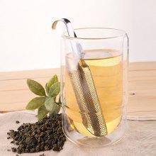 Tobacco Pipe Shape Stainless Steel Tea Infuser