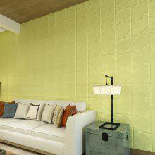 3D Wall Sticker Self-adhesive for Bedroom