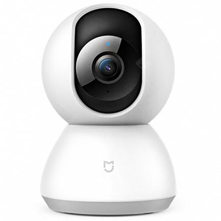 Xiaomi Mijia 1080P Home Panoramic WiFi IP Camera - White