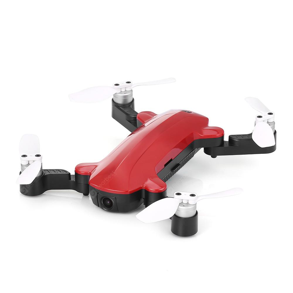 SIMTOO XT - 175 Fairy WiFi FPV RC Drone GPS Optical Flow Positioning - RED