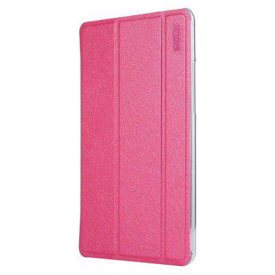 ENKAY PU Plastic Stand Cover Protective Case for Xiaomi Mi Pad 4