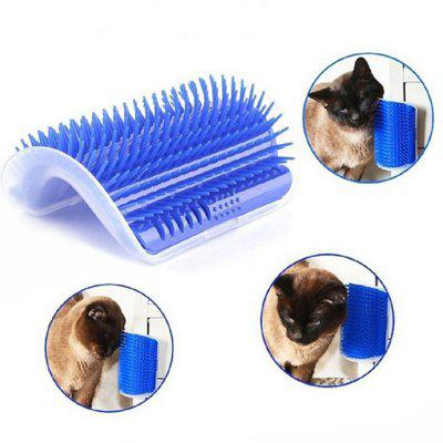 Pet Cat Wall Mounted Hair Removing Massage Comb
