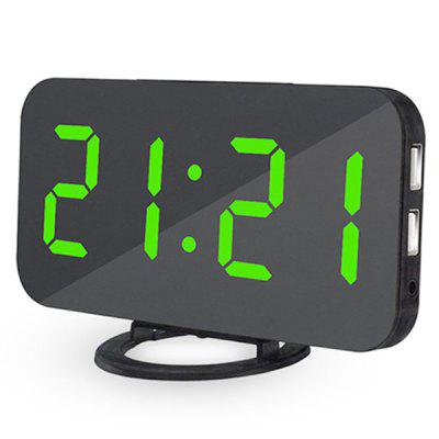 Reloj de Mesa Alarma LED Digital Ajustable