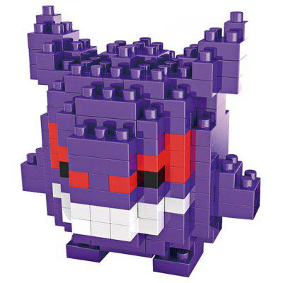 ABS Mini Bloque Gengar Bloque Juguetes