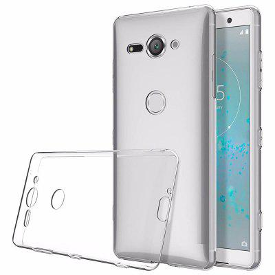 Naxtop TPU Ultra-thin Soft Phone Case for Sony Xperia XZ2 Compact