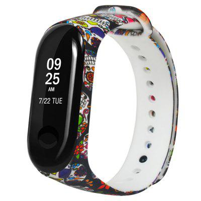 Cool Replacement Wrist Band Strap for Xiaomi Mi Band 3