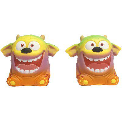 Powolne odbicie Big Mouth Monster Squishy Toys 1pc